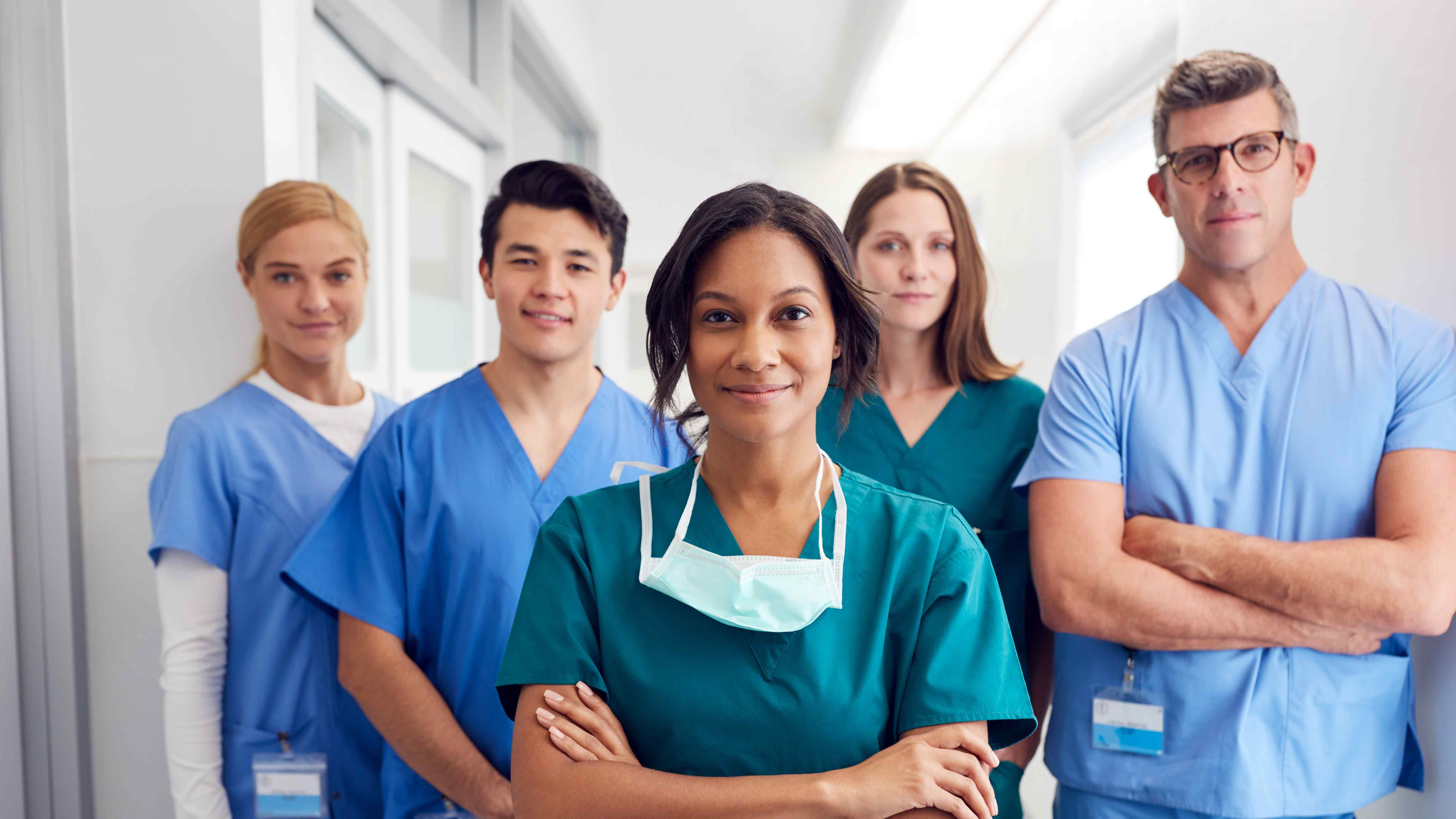 Traveling Healthcare Professionals Rate