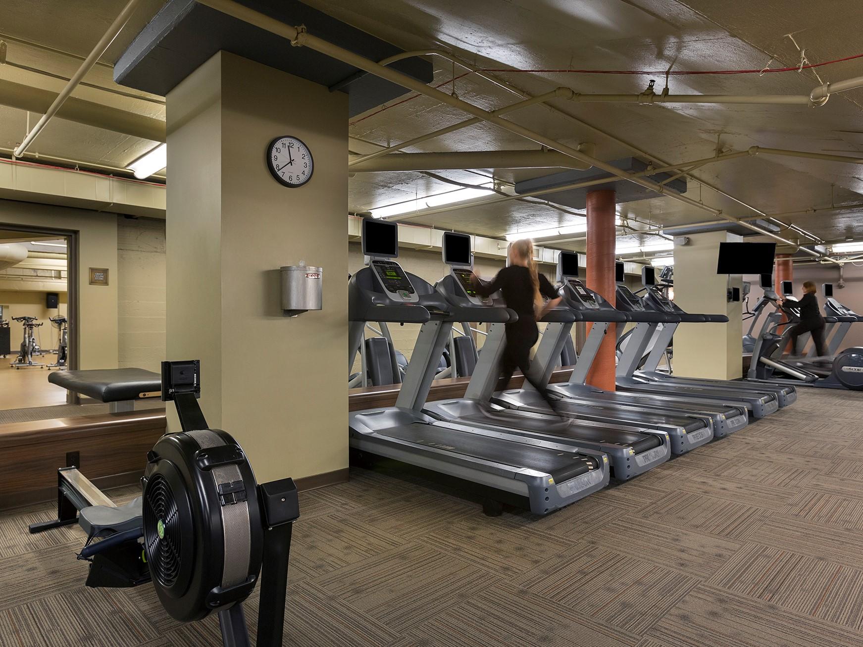 Santé Fitness Center