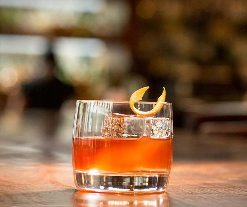 Fall Cocktail On Us