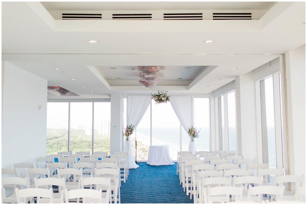 Ocean View Wedding | Sonesta Fort Lauderdale