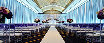 Intimate or Extraordinary, we'll help you create the perfect day