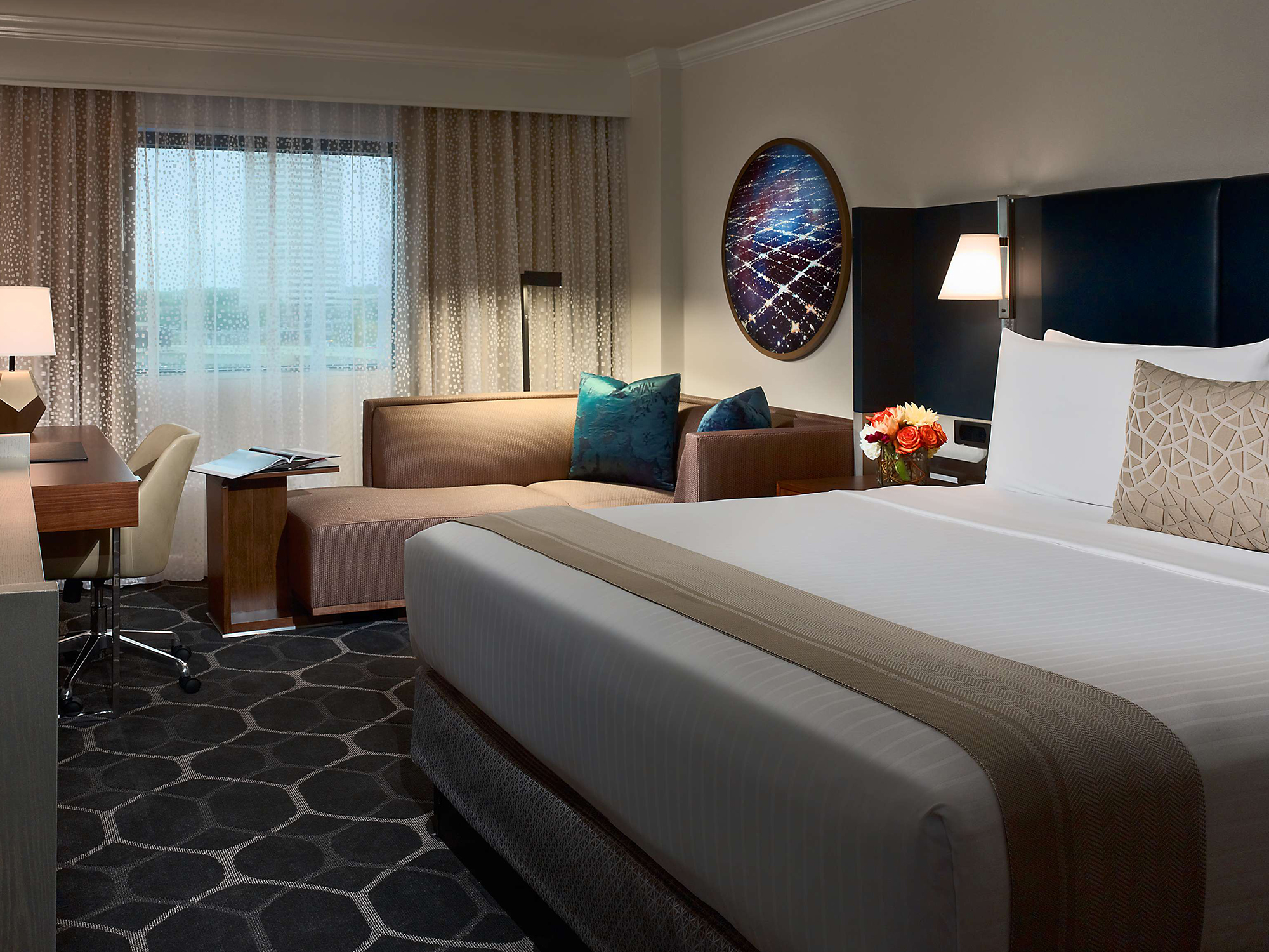 Guest Rooms & Services