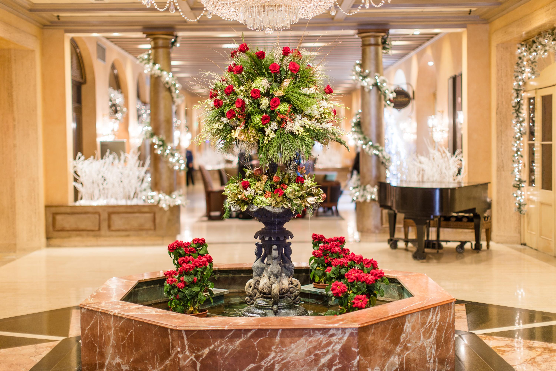 Lobby Fountain