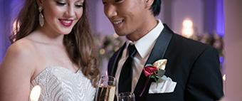 Weddings - Menu