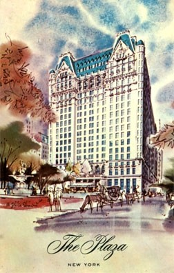 Company Heritage - The Plaza Hotel in New York