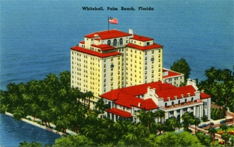 Company Heritage - Whitehall in Palm Beach