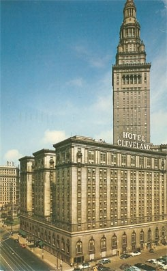 Company Heritage - Hotel Cleveland