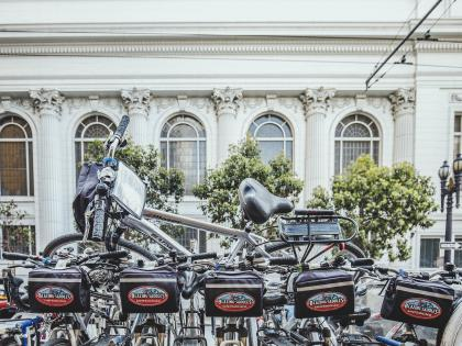 Bicicletas de cortesía