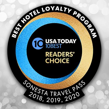 Sonesta Travel Pass Top 5 Loyalty Program