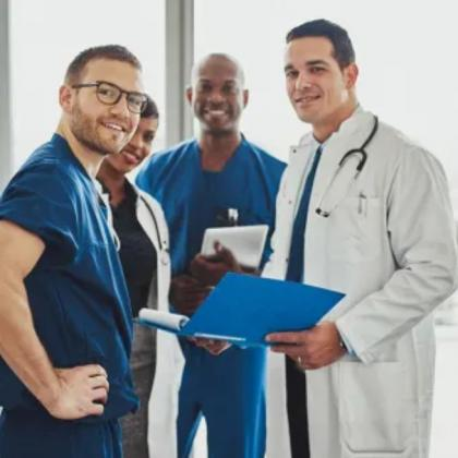 MEDICAL + FIRST RESPONDERS RATE