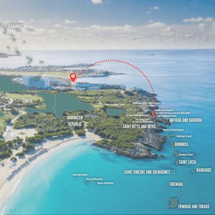 Descuento para residentes en el Caribe
