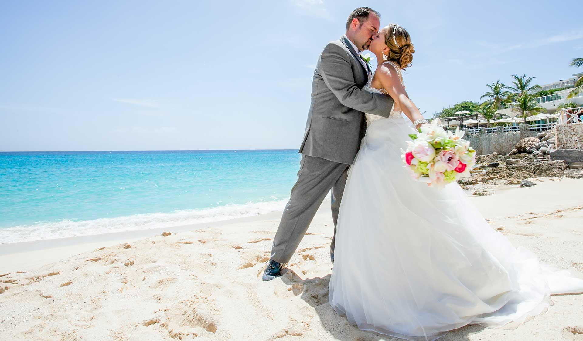 ocean point wedding st maarten