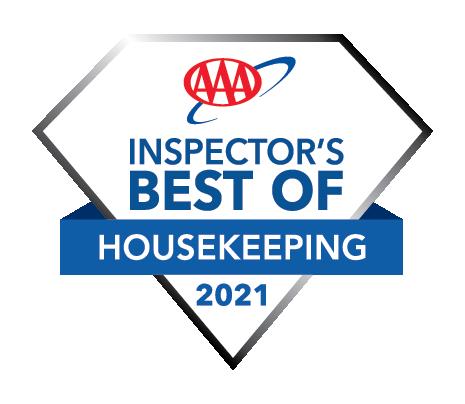 AAA Inspector's Best of Housekeeping 2021
