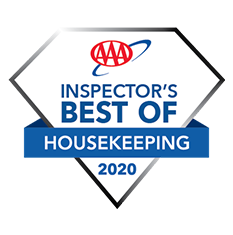 AAA best housekeeping logo