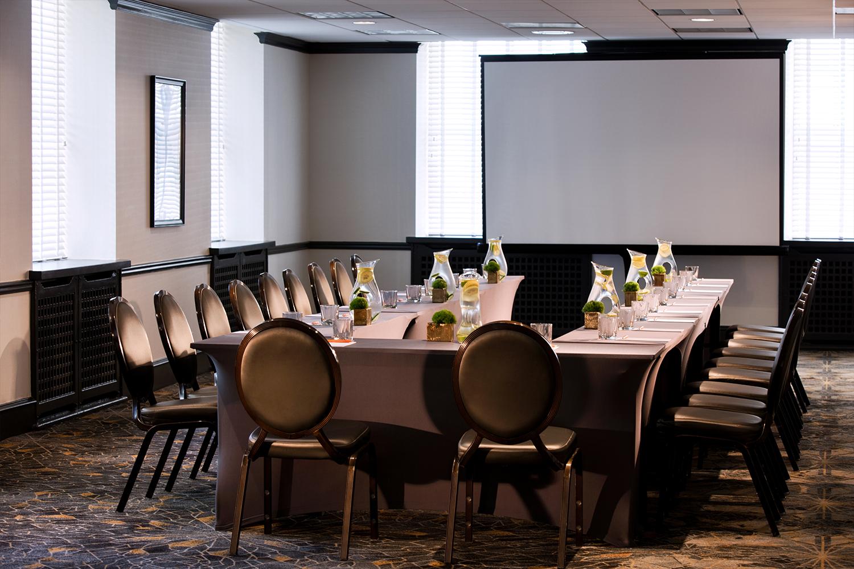 Imperial 2 U shape Meeting Room