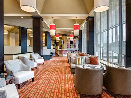 Sonesta White Plains Lobby Lounge