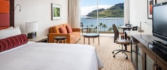King Deluxe Ocean View Guest Room