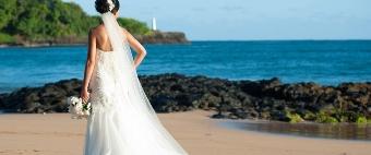 Kalapaki Bay Bride