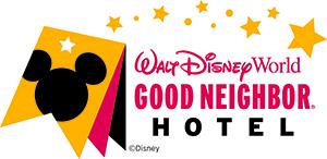 Walt Disney World Good Neighbor Hotel ©Disney
