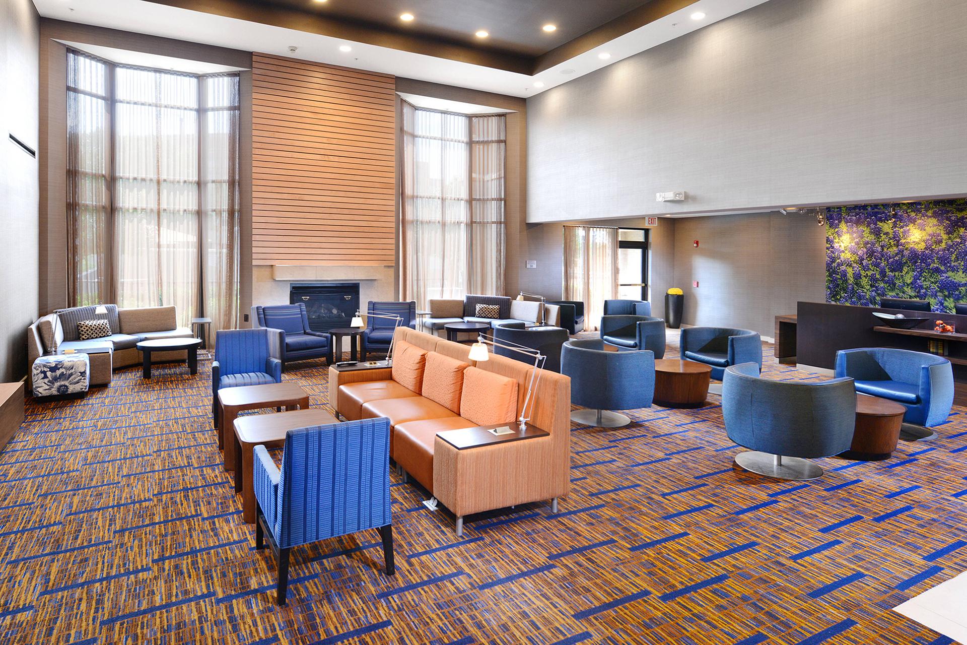 Sonesta Select Dallas Richardson Lobby
