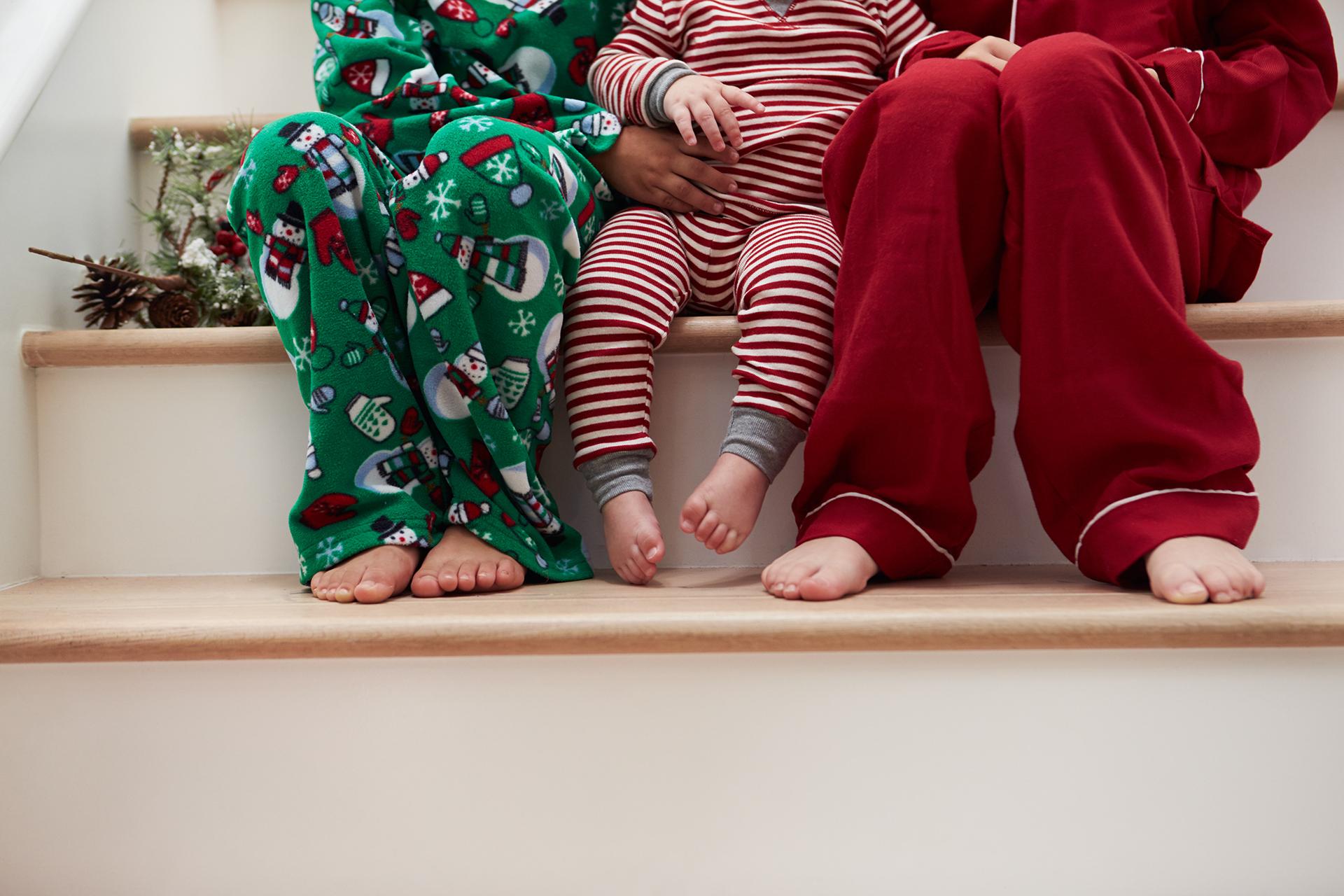 Santa's Pajama Party