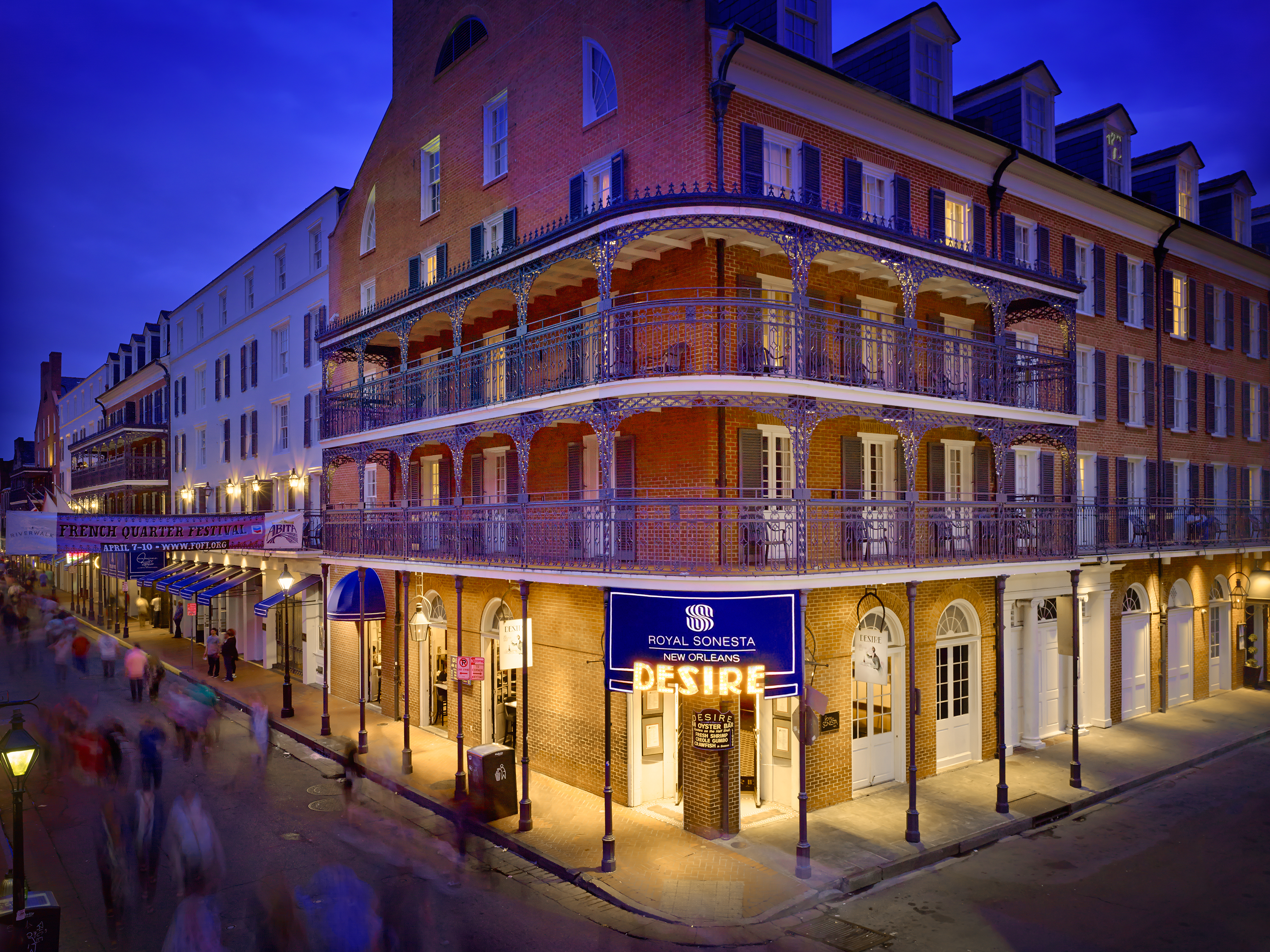 New Orleans Exterior