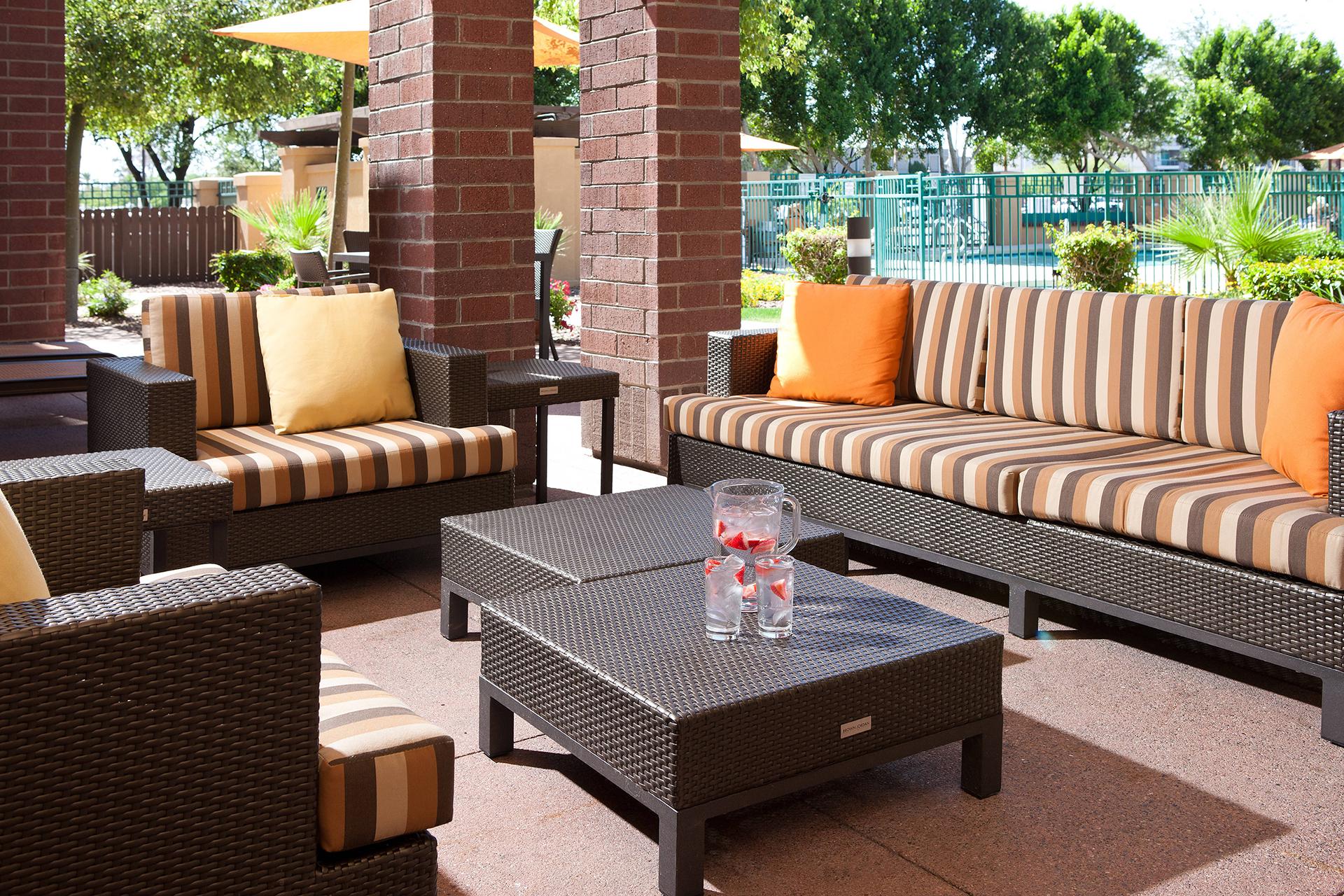 Sonesta Select Tempe Outdoor Terrace
