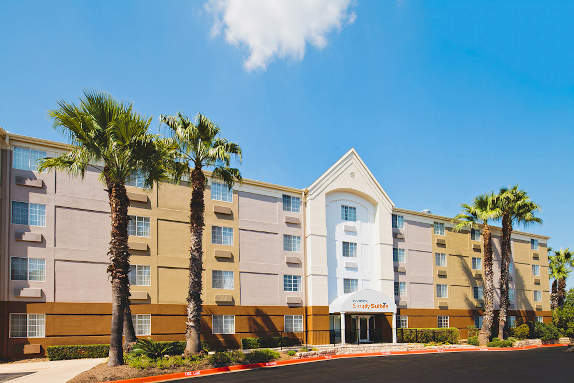 Sonesta Simply Suites San Antonio Northwest - Medical Center