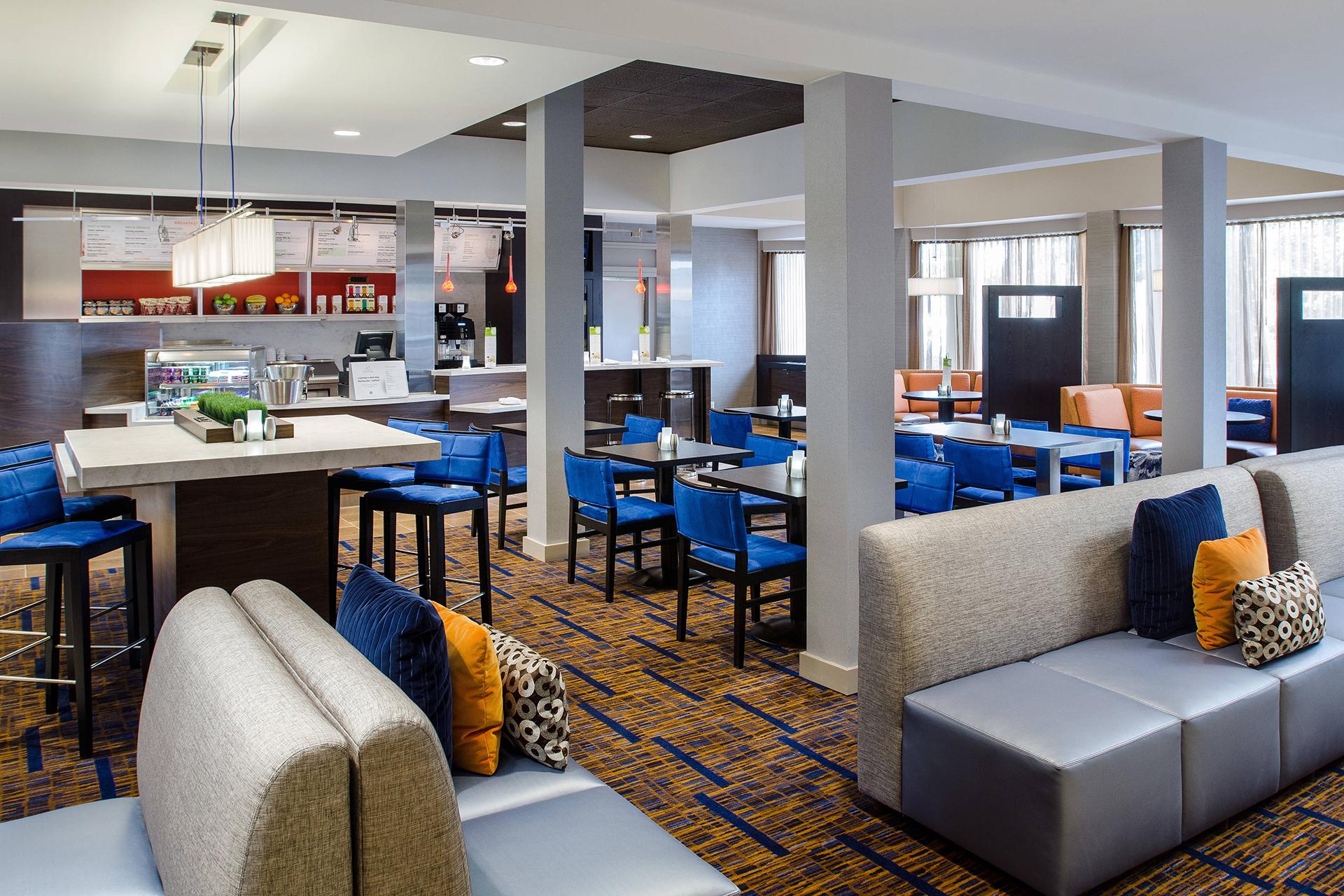 Sonesta Select Spartanburg Lobby