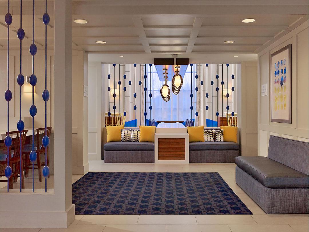 Sonesta ES Suites St. Louis - Westport Lobby