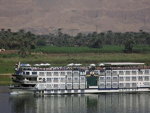 Sonesta St. George 1 Nile Cruise Ship