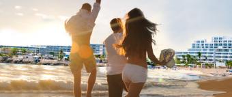 marry me for free at Sonesta Resorts Sint Maarten