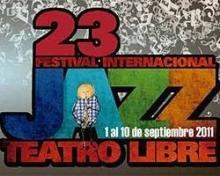 Teatro Libre International Jazz Festival