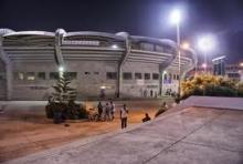 November 11th Baseball Stadium