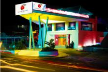 free valet parking at Casino Royale in st maarten