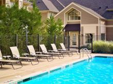 ES The Dip Pool Grey Chairs