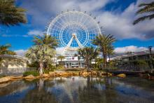 The Orlando Eye Ferris Wheel