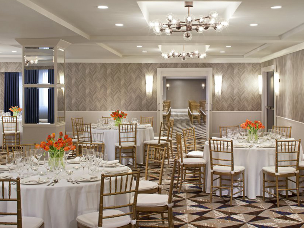 Phillips Banquet Seating